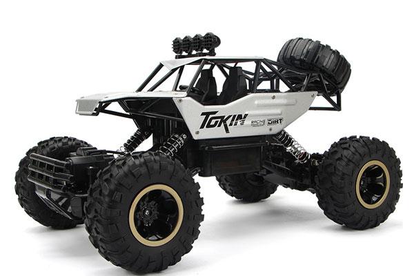Ô tô điều khiển từ xa giá rẻ TGKIN Rock Crawler