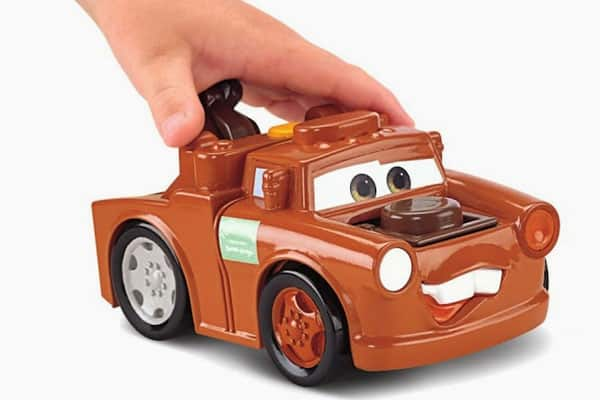 Xe ô tô đồ chơi Mater Cars Fisher Price V7610