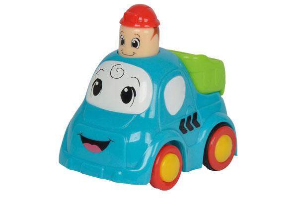 Xe ô tô đồ chơi nhấn nút Simba Toys 104019516