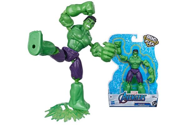 Siêu anh hùng Hulk phiên bản Bend and Flex