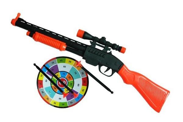 Súng AK đồ chơi bắn đạn nhựa
