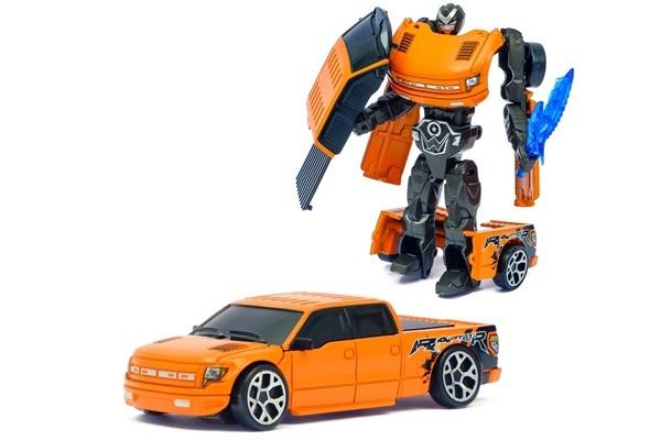 Robot biến hình xe tải Rstar 91503-1-RD/OR