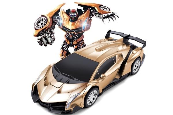 Hình ảnh đồ chơi xe robot biến hình