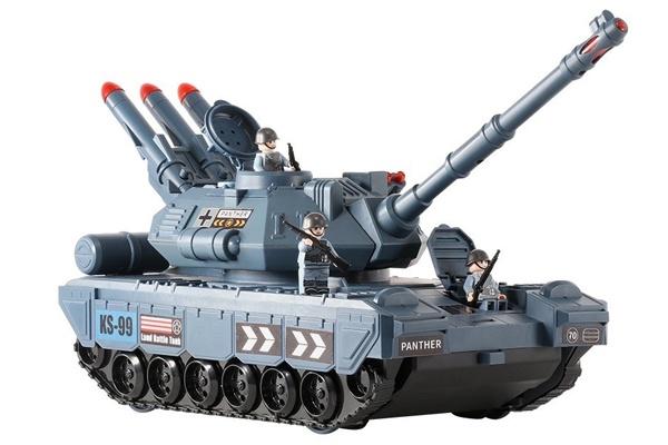 Xe tăng đồ chơi bắn súng